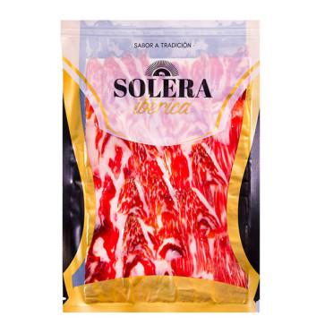 """Sobres de Paleta de Cebo de Campo 100% Ibérica """"Solera Ibérica"""" loncheada"""