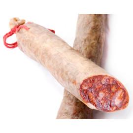 """Chorizo vela de Bellota 100% Ibérico """"Encinares del Sur"""" pieza de 450 gr aprox"""